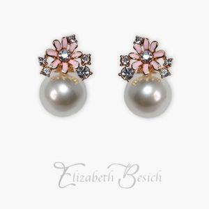 Chic Pear Earrings